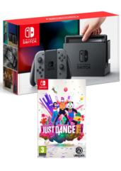 Konsola Nintendo Switch + Just Dance 2019