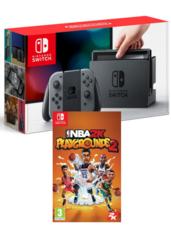 Konsola Nintendo Switch + NBA Playgrounds 2