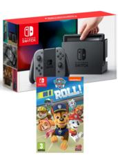 Konsola Nintendo Switch + Paw Patrol: On a Roll (Psi Patrol)