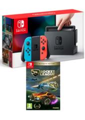 Konsola Nintendo Switch Red & Blue + Rocket League: Ultimate Edition
