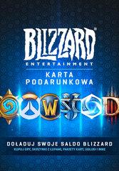 Karta podarunkowa Blizzarda 50€