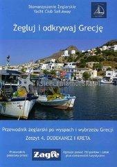 Żegluj i odkrywaj Grecję Zeszyt 4 Dodekanez i Kreta