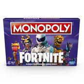 Monopoly Fortnite 2.0 Nowa edycja! (Gra Planszowa) + Koszulka