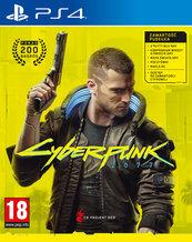 Cyberpunk 2077 (PS4) PL + Bonus
