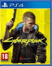 Cyberpunk 2077 (PS4) PL + Brelok + Steelbook