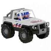 Samochód-jeep policyjny Safari