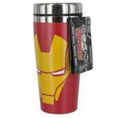Marvel Avengers Iron Man Travel Mug - kubek