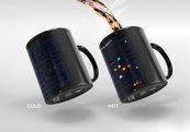 Pac-Man Heat Reveal Mug - kubek