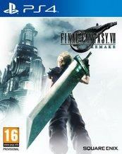 Final Fantasy VII Remake (PS4) + BONUS!