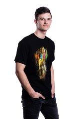Marvel End Game Gauntlet T-shirt S
