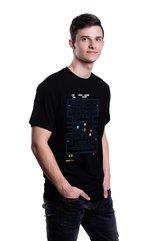 Pac-Man Maze T-shirt L