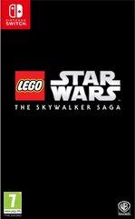 LEGO Gwiezdne Wojny: Skywalker- Saga (Switch) Polski Dubbing