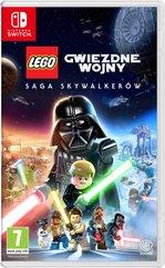 Lego Gwiezdne Wojny: Saga Skywalkerów (Switch) Polski Dubbing