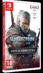 Wiedźmin III: Dziki Gon - Complete Edition (Switch)
