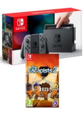Konsola Nintendo Switch + The Escapists 2
