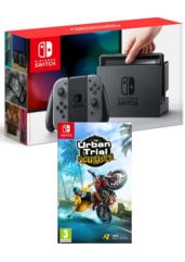Konsola Nintendo Switch + Urban Trial Playground
