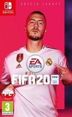 FIFA 20 Edycja Legacy (Switch) PL