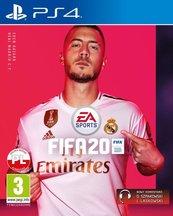 FIFA 20 (PS4) PL + BONUS! + nakładki na Dualshock 4