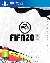 FIFA 20 Edycja Mistrzowska (PS4) PL + BONUS!