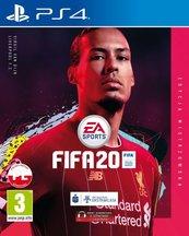 FIFA 20 Edycja Mistrzowska (PS4) PL + nakładki na Dualshock 4