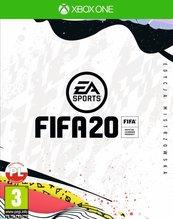 FIFA 20 Edycja Mistrzowska (XOne) PL + BONUS!