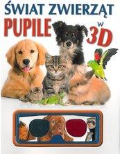 Świat zwierząt Pupile w 3D