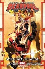Deadpool Tom 4 Śmieciowa opowieść