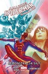 Amazing Spider-Man Globalna sieć Tom 3 Demonstracja siły
