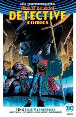 Batman Detective Comics Tom 5 Życie w samotności
