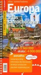 Europa atlas samochodowy 1:1 500 000
