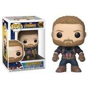 Figurka Funko Pop: Avengers Infinity War - Captain America