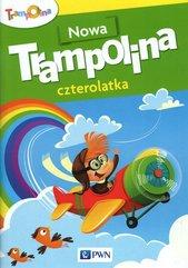 Nowa Trampolina czterolatka Teczka