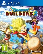 Dragon Quest Builders 2 (PS4) + Zestaw magnesów DQB2