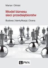 Model biznesu sieci przedsiębiorstw.