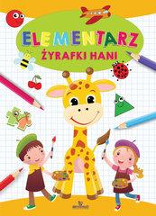 Elementarz żyrafki Hani