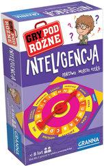 Inteligencja - gra podróżna (Gra Planszowa)