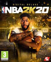 NBA 2K20 Digital Deluxe (PC) DIGITÁLIS (Steam kulcs)