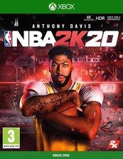 NBA 2K20 (XOne) + BONUSY!