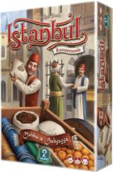 Istanbul (Stambuł): Mokka i Bakszysz (Gra Karciana)