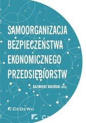 Samoorganizacja bezpieczeństwa ekonomicznego przedsiębiorstw