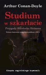 Studium w szkarłacie Przygody Sherlocka Holmesa
