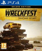 Wreckfest Deluxe Edition (PS4) PL + BONUS!