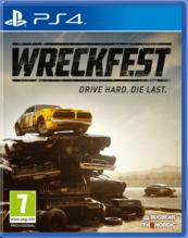 Wreckfest (PS4) PL + BONUS!