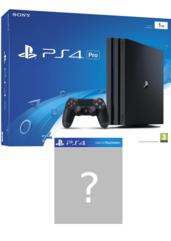 Konsola Sony PlayStation 4 Pro 1TB + gra-niespodzianka