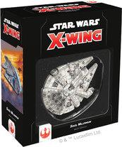 Star Wars: X-Wing - Sokół Millennium (druga edycja) (Gra Figurkowa)