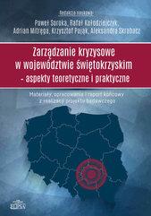 Zarządzanie kryzysowe w województwie świętokrzyskim