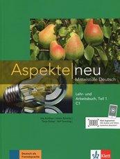 Aspekte neu C1 Podręcznik i ćwiczenia Część 1