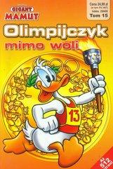 Gigant Mamut 15 Olimpijczyk mimo woli