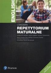 Longman Repetytorium maturalne Podręcznik poziom rozszerzony Edycja wieloletnia + Testy maturalne