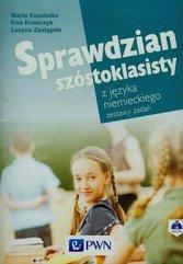 Sprawdzian szóstoklasisty z języka niemieckiego Zestawy zadań + CD